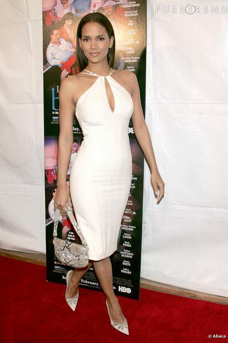 accessoire pour robe blanche
