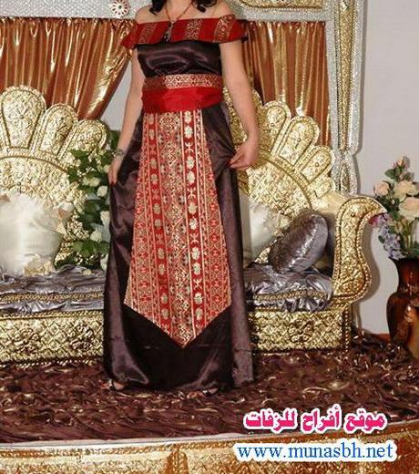 et dorée robes de mariée robe de mariée robe kabyle