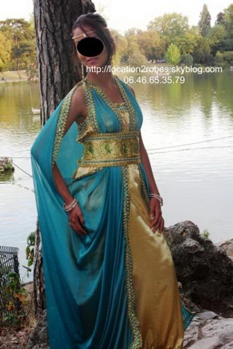 pin robe kabyle empire orange vert location robes genuardis portal on