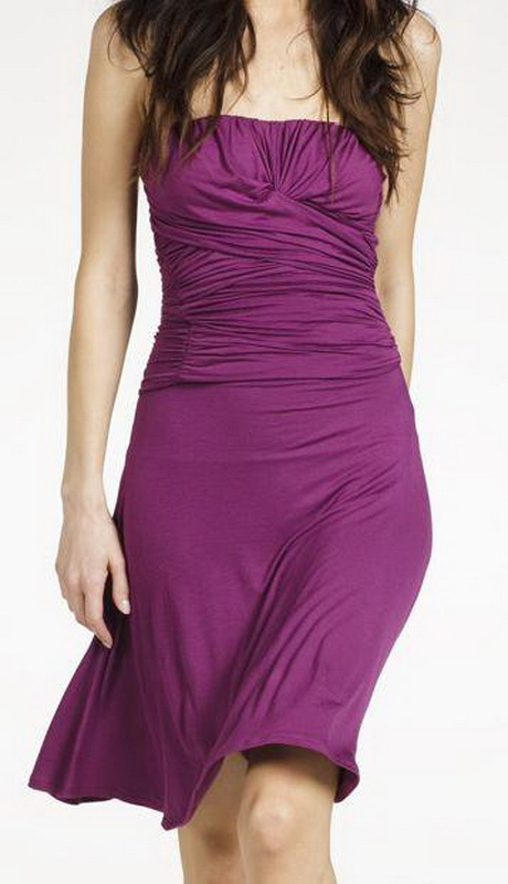 robe bustier violette. Black Bedroom Furniture Sets. Home Design Ideas