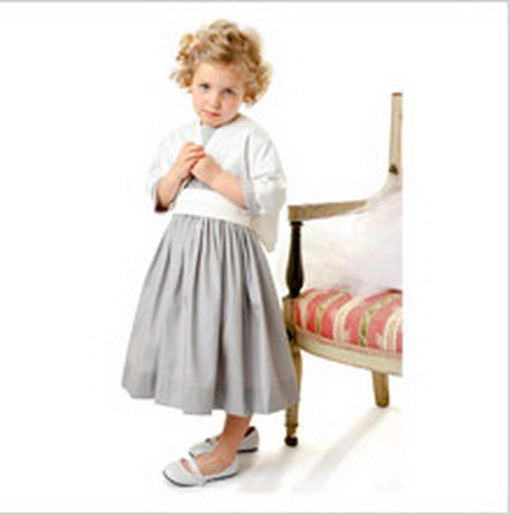 Robe ceremonie hiver fille for Robes d hiver pour mariage