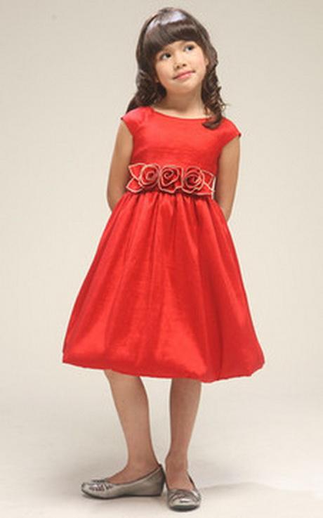 robe de ceremonie fille rouge. Black Bedroom Furniture Sets. Home Design Ideas