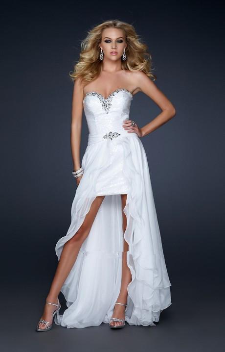 Robe de cocktail pour un mariage for Robe de cocktail de mariage blanche