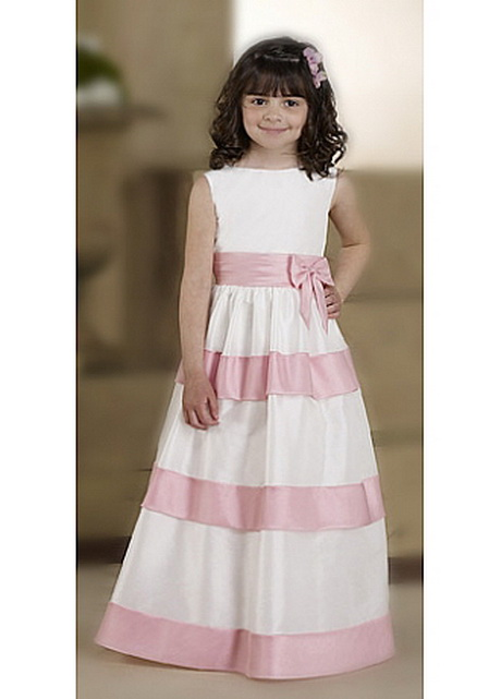 Robe de cort ge fille pour mariage for Grosse fille robes mariages
