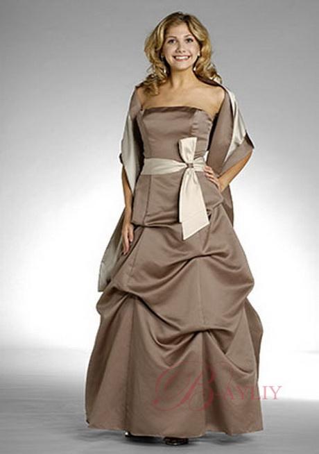 robe de la mere de la mariee
