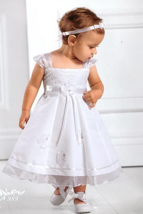 robe de mariage pour bebe
