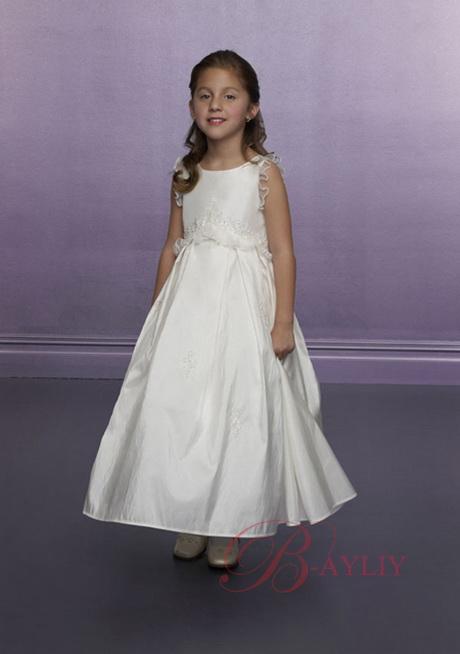 robe de mariage pour enfant. Black Bedroom Furniture Sets. Home Design Ideas