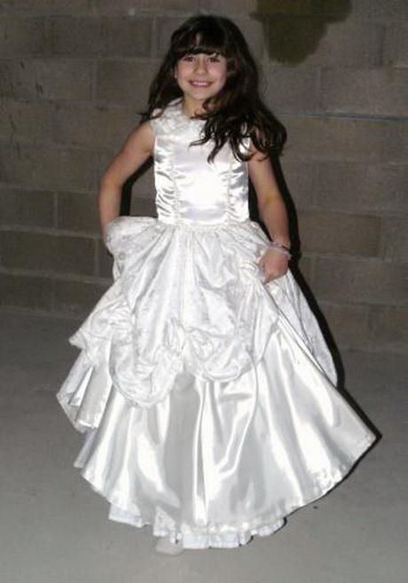Robe de mariage pour enfant for Robes pour enfants pour les mariages