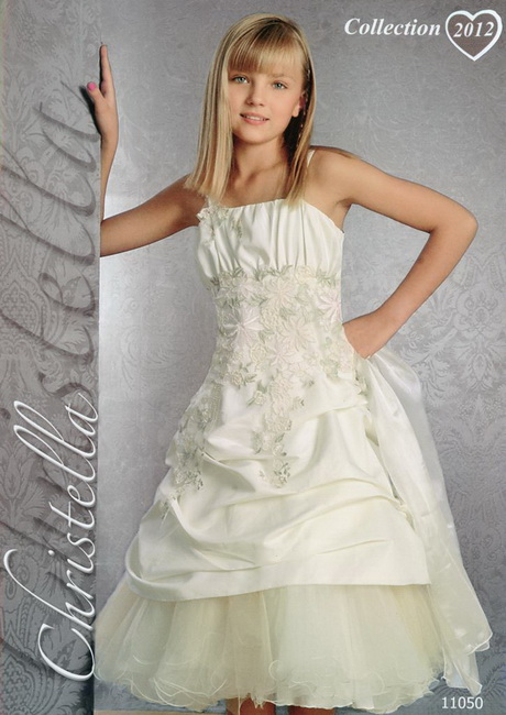 robe de mariage pour fille de 12 ans. Black Bedroom Furniture Sets. Home Design Ideas