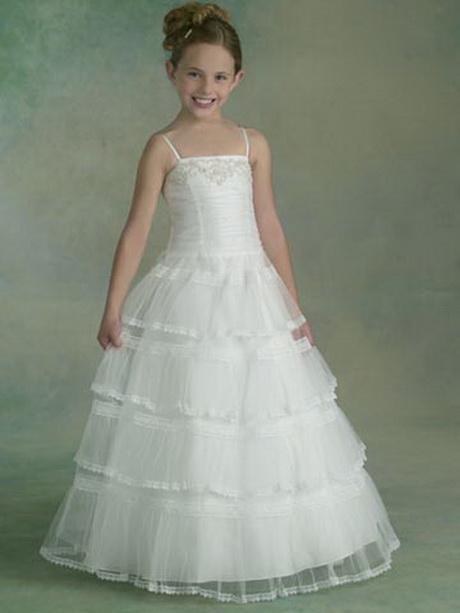 Robe de mariage pour petite fille - Robe de petite fille pour mariage ...