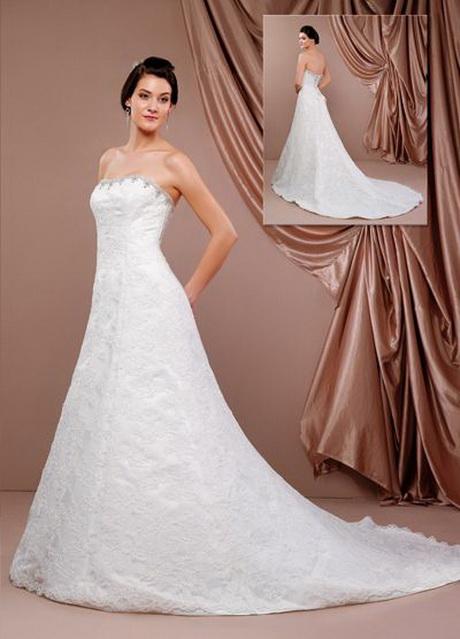 Robe de mariage simple for Sangles de dentelle de robe de mariage