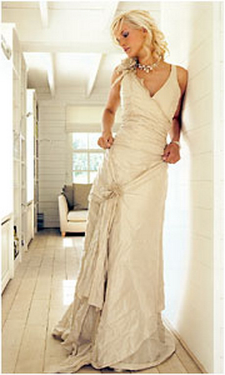 robe de mari e en lin