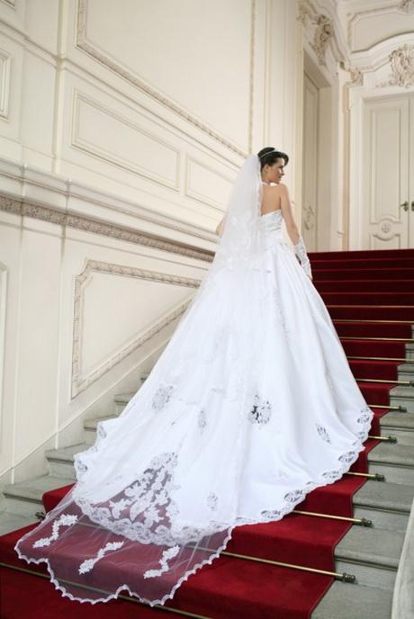 photo de robe de mariée tunisienne