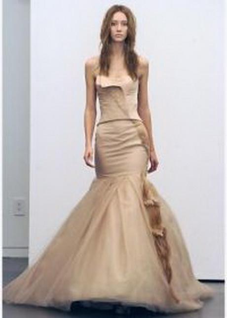 Robe de mariee couleur champagne for Gamme de prix vera wang
