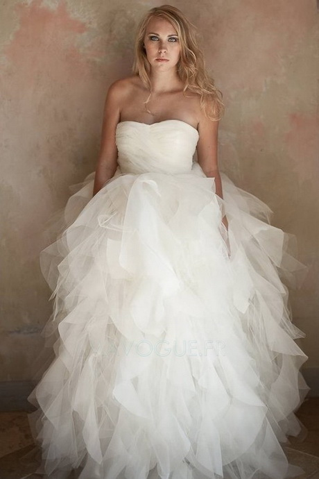 01110907 Robe De Mariee Glamedressit Jpg Pictures to pin on Pinterest