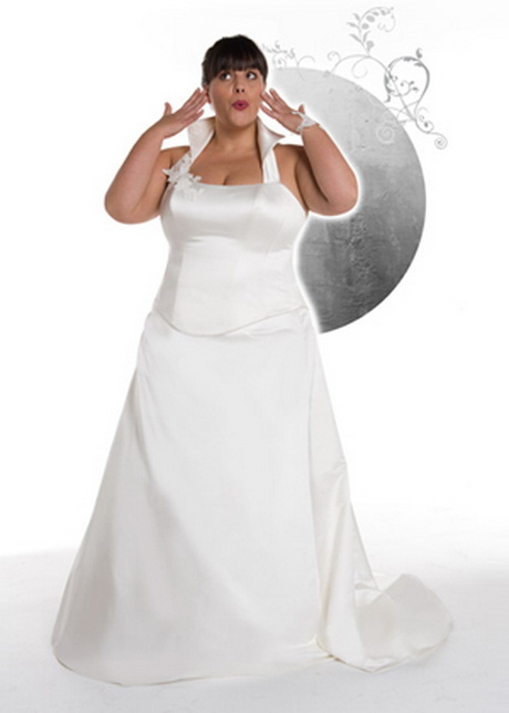 robe de mariee pour les rondes