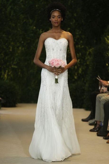 Robe de mariee tendance 2014 for Combien sont les robes de mariage de caroline herrera