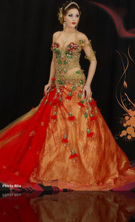Location Robe De Mariée Tunisienne Keswa Robe De Princesse La ...
