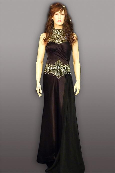 robe de soir e orientale pour mariage