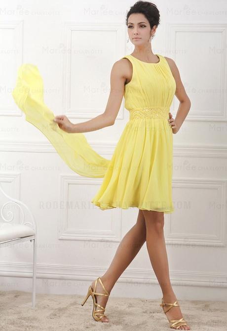 Robe de soir e pour anniversaire - Comment enlever le jaune d une decoloration ...
