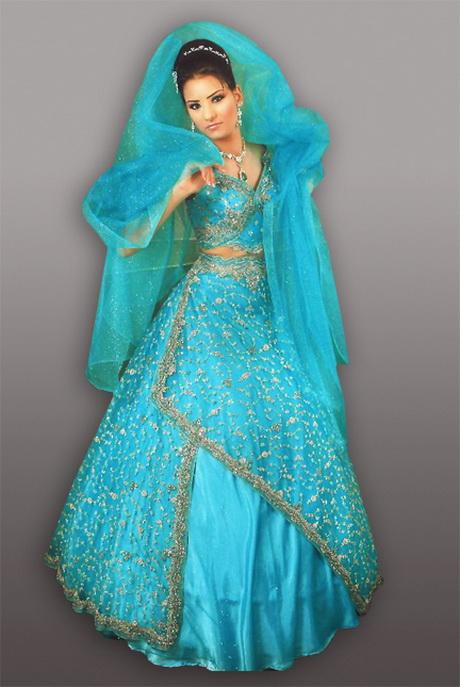 Robe de soir e pour mariage orientale for Robes de chambre pour mariage