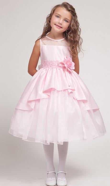 Robe de soiree pour petite fille - Robe de petite fille pour mariage ...