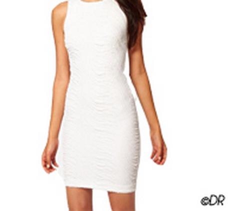 robe debardeur blanche. Black Bedroom Furniture Sets. Home Design Ideas
