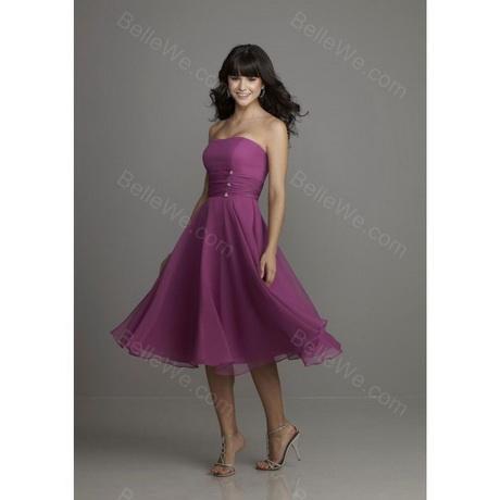 Robe demoiselle d honneur violette - Robe demoiselle d honneur bordeaux ...
