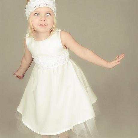 Robe enfant mariage for Robes pour mariages pour enfants