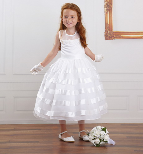 Robe enfant pour un mariage for Robes de mariage de plage pour les enfants