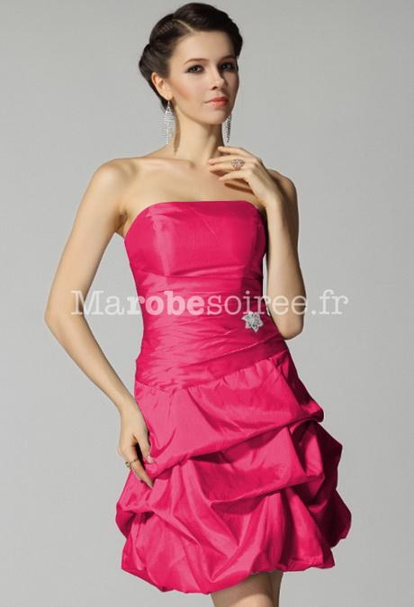 Pink Dresses: Robe Rose Fushia Pour Un Mariage