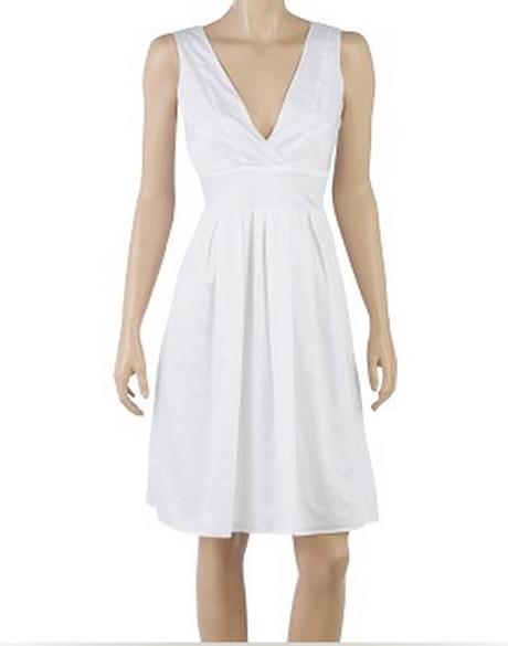 robe lin blanche. Black Bedroom Furniture Sets. Home Design Ideas