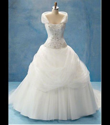 Robe mariage disney for Ligne de robe de mariage disney