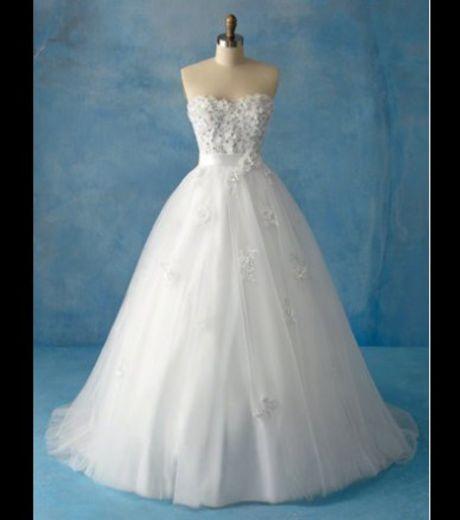 Robe mariage disney - La princesse blanche neige ...