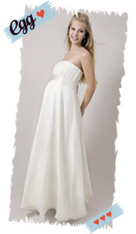 Robe De Mariée Femme Enceinte Pomkin Pictures to pin on Pinterest