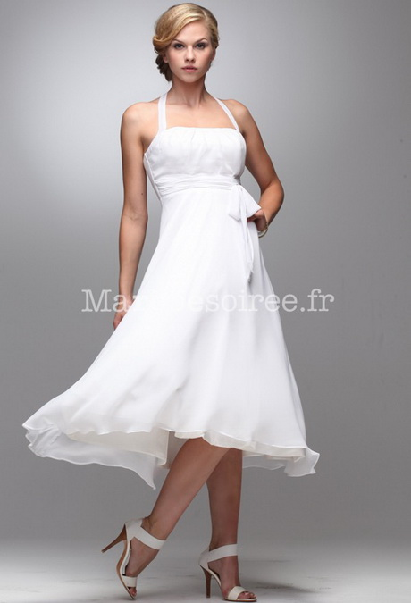 robe mariee mariage civil. Black Bedroom Furniture Sets. Home Design Ideas