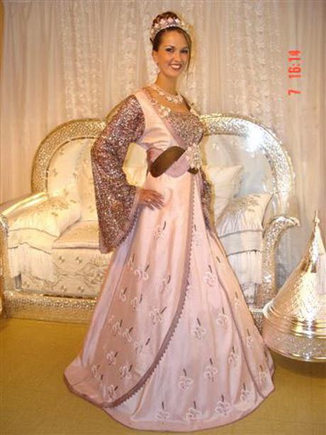 Robe marocaine pour mariage for Robes uniques pour les mariages