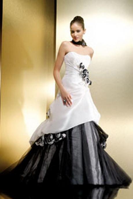 robe noir mariage. Black Bedroom Furniture Sets. Home Design Ideas
