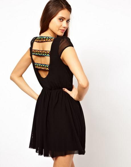 robe noir pour un mariage