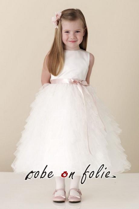 Robe petite fille ceremonie - Robe petite fille d honneur ...
