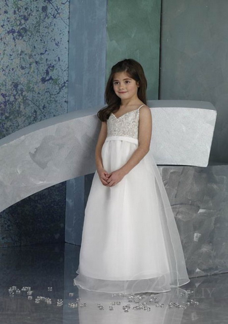 Robe pour mariage pour enfant for Grosse fille robes mariages