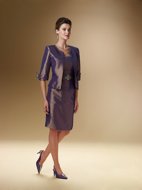 Robe courte m re dela mari e grande taille id es et d for Robes formelles plus la taille pour les mariages
