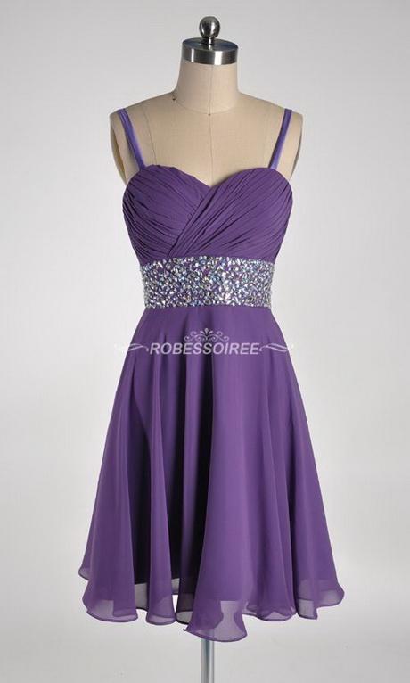 robe soiree violette. Black Bedroom Furniture Sets. Home Design Ideas