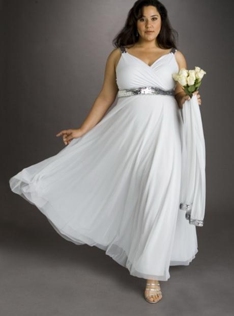 robes de mari e pour femmes rondes