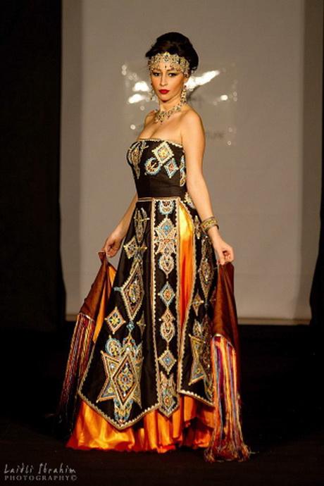 Les robes kabyles 2016