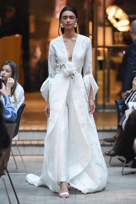 tenue de mariage femme 2018