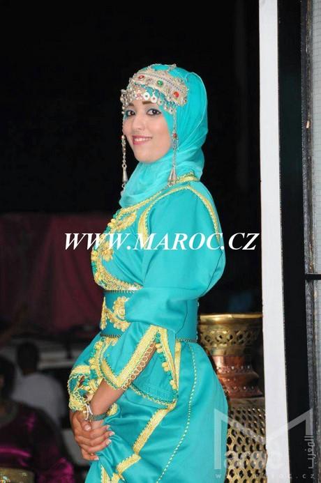 Kaftane marocaine 2017