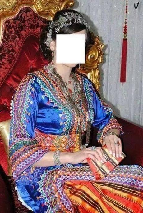 Maison Moderne : Robe kabyle maison