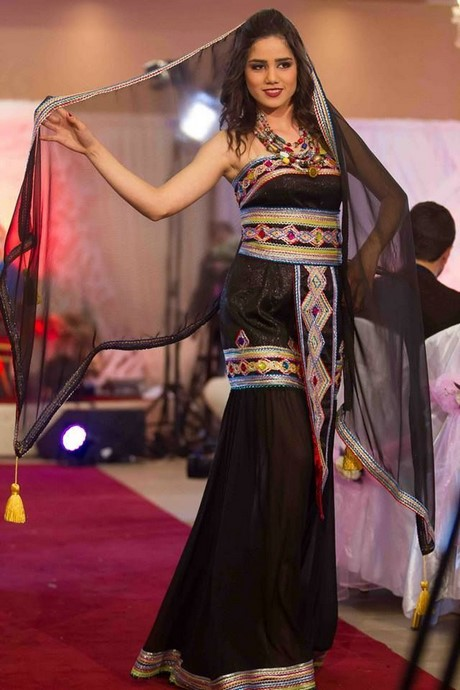 Concours D Elegance >> Robe kabyle miss kabylie 2017