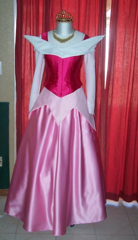 Robe aurore disney - Robe disney adulte ...